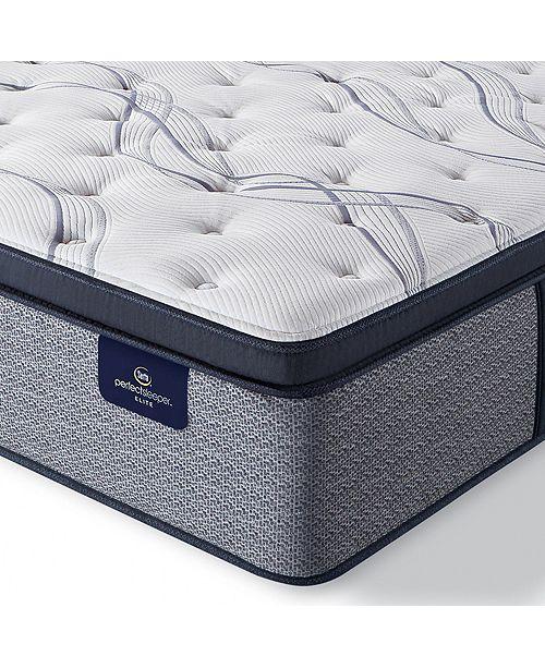 """Serta Perfect Sleeper Trelleburg II 14.75"""" Firm Pillow Top Mattress Collection"""