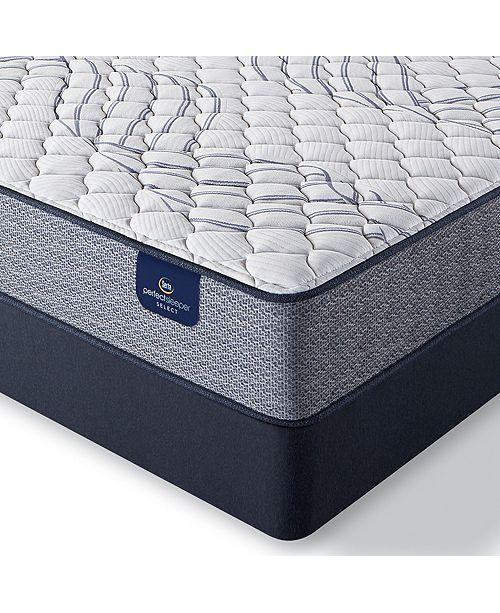 "Serta Perfect Sleeper Kleinmon II 11"" Firm Mattress Set - Full"