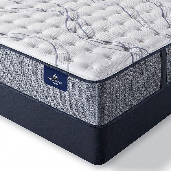 """Serta Perfect Sleeper Trelleburg II 12"""" Luxury Firm Mattress Set - Twin"""
