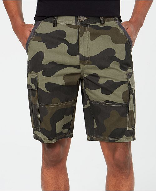 American Rag Men's Camo Cargo Shorts, Created for Macy's