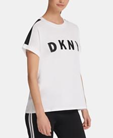 DKNY Sport Logo T-Shirt, Created for Macy's