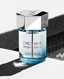 Men's Cologne Bleue Eau de Toilette Fragrance Collection