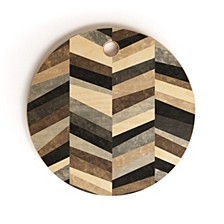 Upward 2 Round Cutting Board