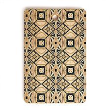 Deny Designs Marta Barragan Camarasa Mosaic Marbled Art Deco II Rectangle Cutting Board