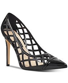 Nine West Tatum Lattice Pumps