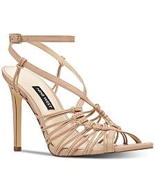Nine West Gagnant Strappy Dress Sandals
