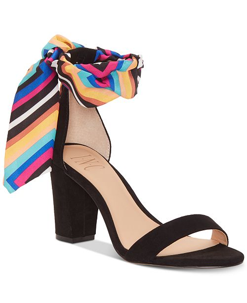 INC International Concepts I.N.C. Kanata Two-Piece Sandals, Created for Macy's