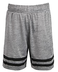 Ideology Toddler Boys Border Stripe Shorts, Created for Macy's