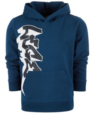 Toddler Boys Graffiti Logo Hoodie, Created for Macy's