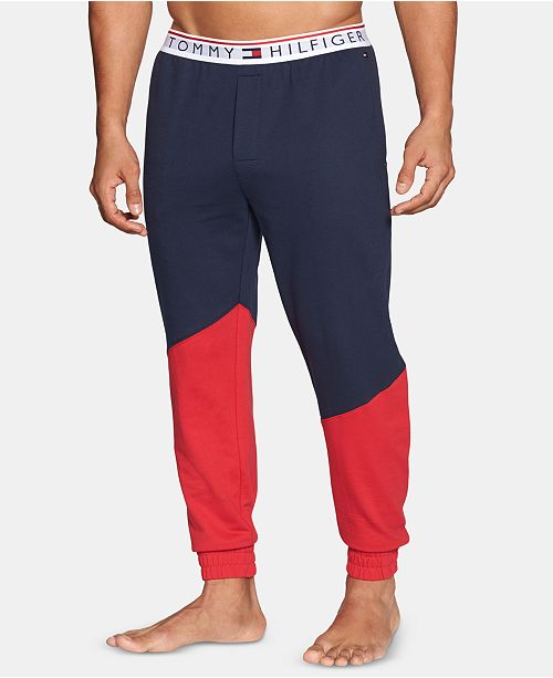 Th Modern Essentials Tommy Hilfiger Men's Modern Essentials Colorblocked Joggers