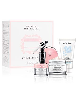 Lancôme 4-Pc. Bienfait Multi-Vital Hydrating & Protecting Set