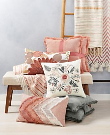 CLOSEOUT!  Lacourte Congo Sunset Decorative Pillow and Throw Collection
