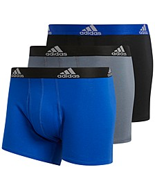 Men's 3-Pk. Stretch Trunks