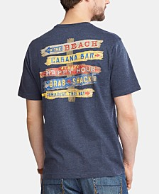 G.H. Bass & Co. Men's Graphic T-Shirt