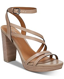 Franco Sarto Maryann Platform Dress Sandals