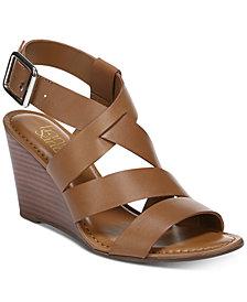 Franco Sarto Yara Wedge Sandals