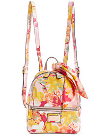 GUESS Shannon Floral Backpack