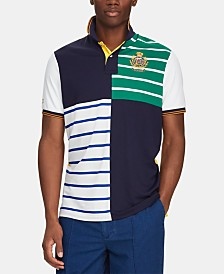 Polo Ralph Lauren Men's Classic-Fit Stretch Mesh Polo Shirt