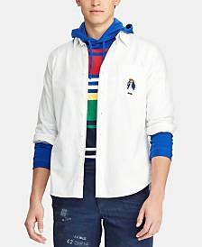 Polo Ralph Lauren Men's Classic-Fit Polo Bear Oxford Shirt