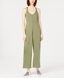 House of Polly Sleeveless Wide-Leg Jumpsuit