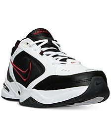 Men's Air Monarch IV Training Sneakers from Finish Line