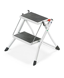 Polder 2 Step Stool without Rail