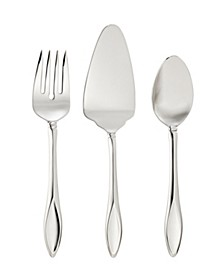 Zwilling Royal Court 18/10 Stainless Steel 3 Piece Serving Set