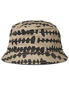 WeSC Men's Reversible Printed Bucket Hat