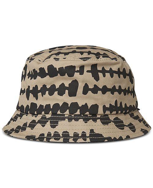WeSC Men's Reversible Printed Bucket Hat