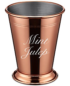 Thirstystone Stainless Steel Copper Mint Julep Cup