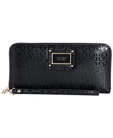 GUESS Shannon Zip-Around Wallet