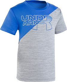 Under Armour Toddler Boys Split Logo Graphic T-Shirt