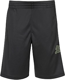 Puma Big Boys Rebel Performance Shorts