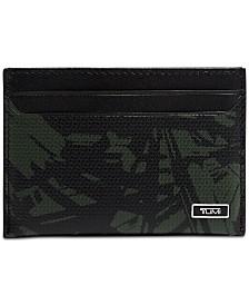 Tumi Men's Monaco Slim Leather Card Case