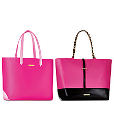 Choose your Complimentary Tote with any large spray purchase from the Juicy Couture fragrance collection