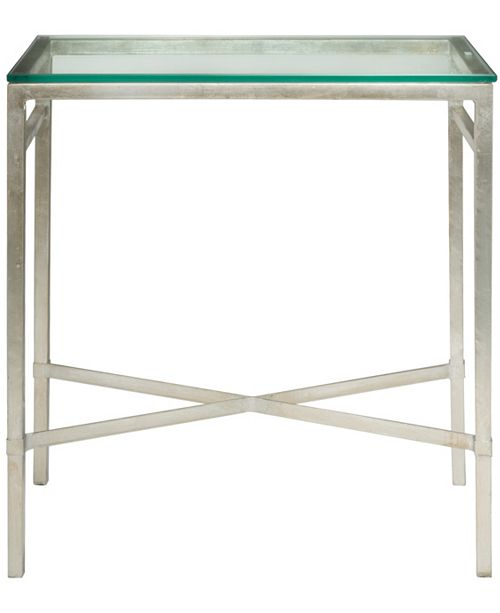 Safavieh Viggo Antique Side Table