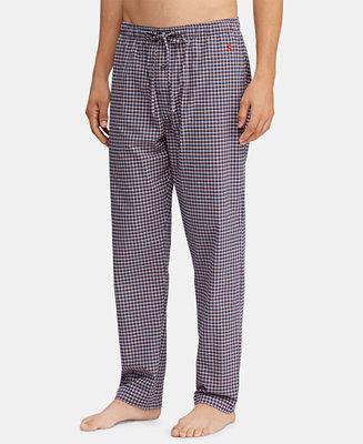 Plaid Men's Pantsamp; Reviews Lauren Pajama Polo Pajamas Ralph mNw0v8n