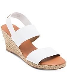 Allison Wedge Sandals