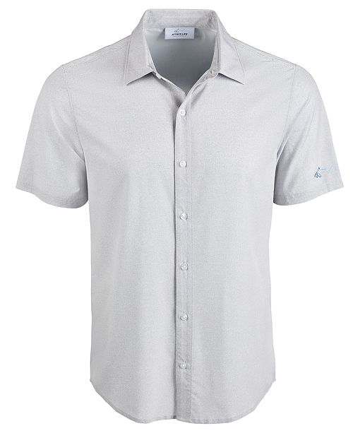 Greg Norman Men's Golf Shirt