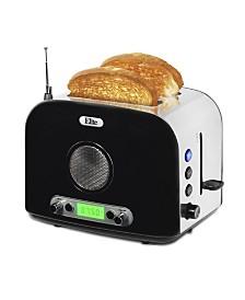 Elite Platinum 2 Slice Radio Toaster