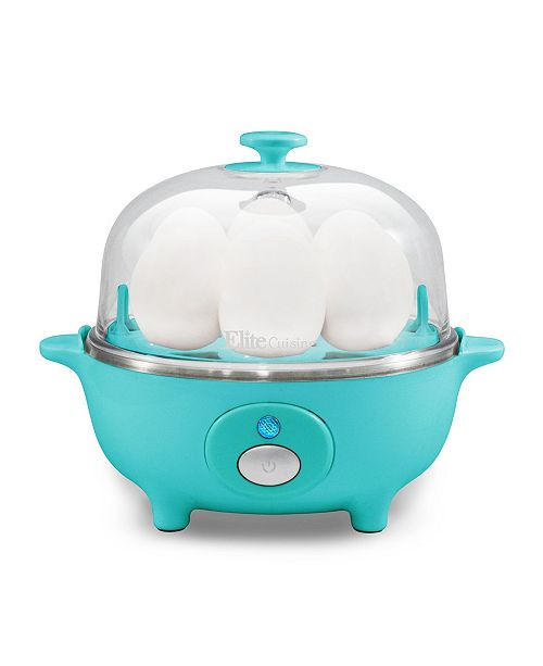 Elite by Maxi-Matic Elite Cuisine Automatic Easy Egg Cooker, 7 Eggs