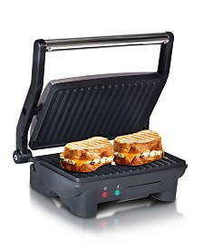 Elite Cuisine 3 in 1 Panini Press and Grill