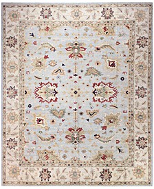 "Mansehra 620776 Light Blue 8' x 9'8"" Area Rug"