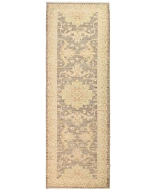 """BB Rugs Mansehra 598749 Taupe 2'8"""" x 8' Runner Area Rug"""