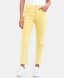 Jordache Cropped Molly Skinny Jeans