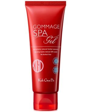 Soft Gommage Gel