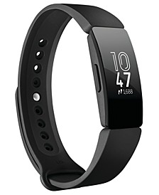 Inspire Black Strap Activity Tracker  19.5mm