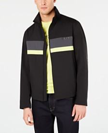 HUGO Hugo Boss Men's Colorblocked Jacket