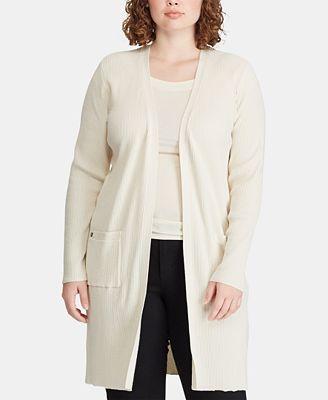 Lauren Ralph Lauren Plus Size Cardigan