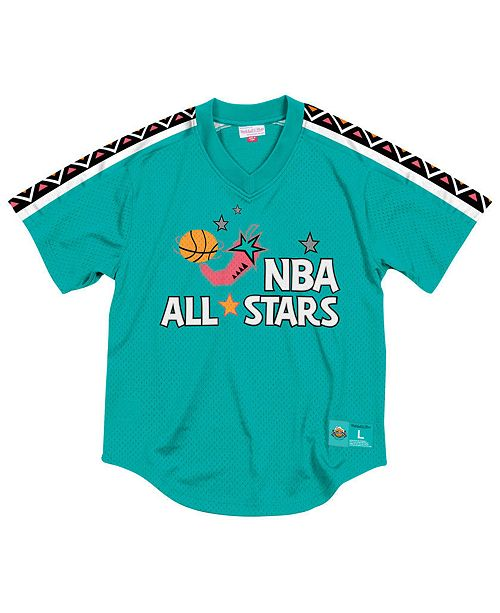 Mitchell & Ness Men's 1996 NBA All Star Mesh V-Neck Jersey